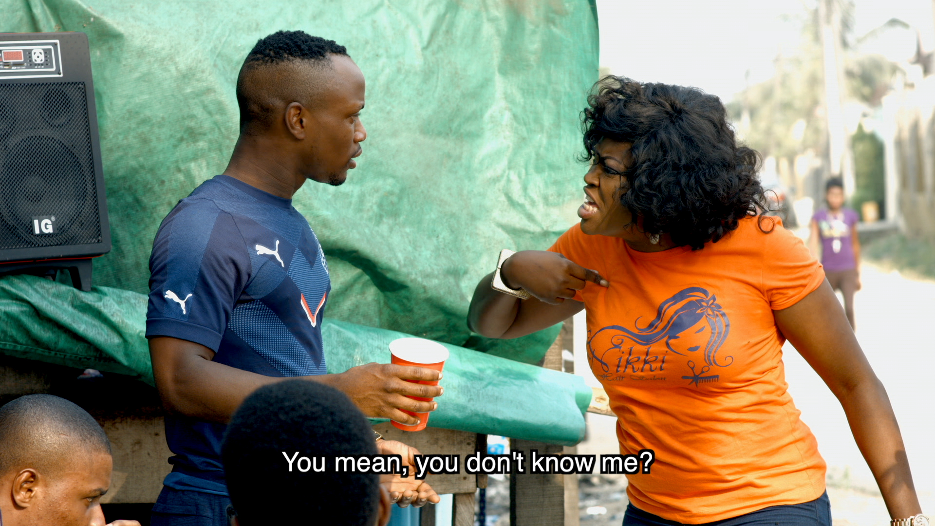 "Jenifa's Diary S04 E10 – THE ""BIG GIRL"" CAR"