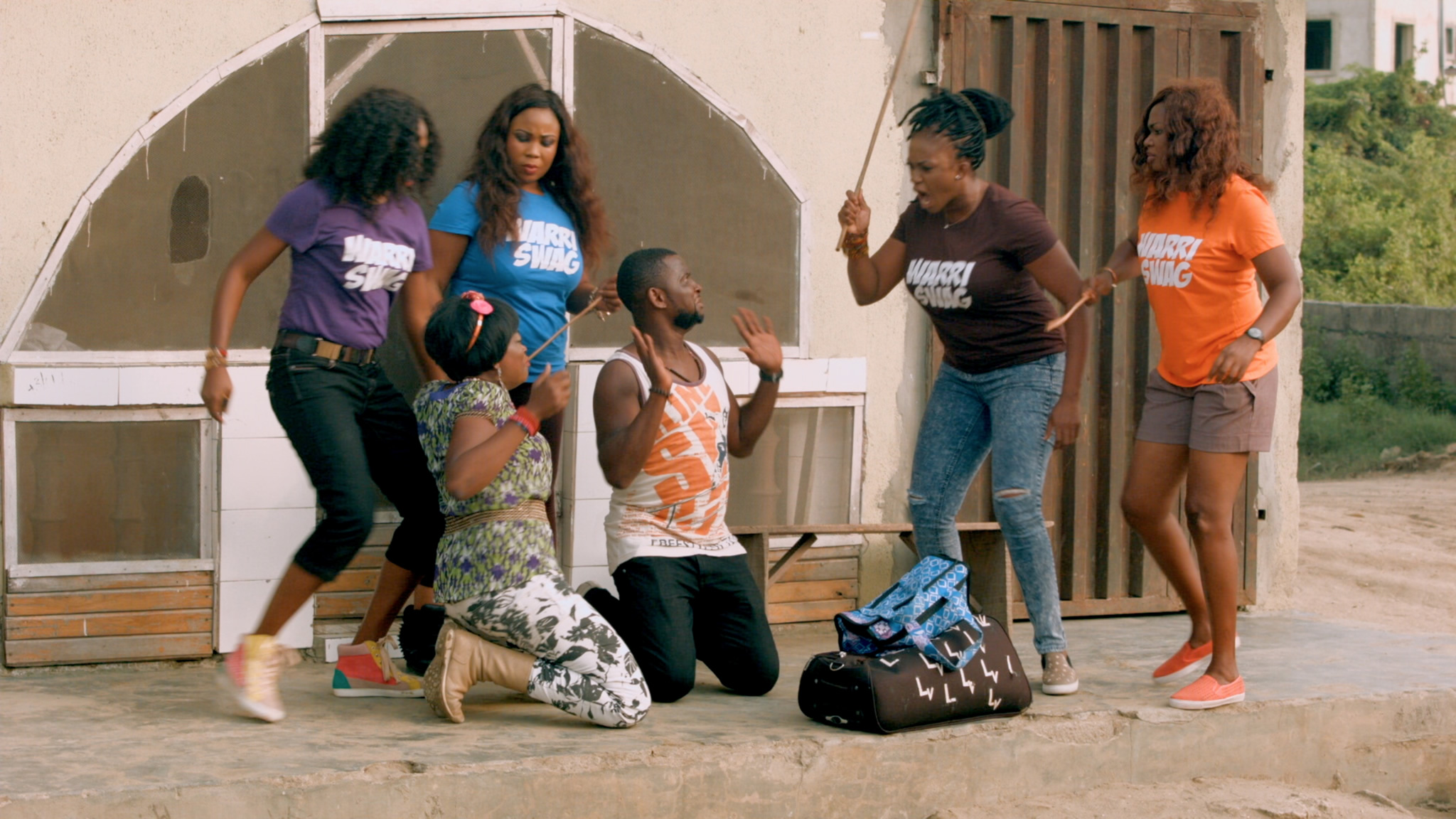 Jenifa's Diary S01 E0 6 – WARRI WARRIORS